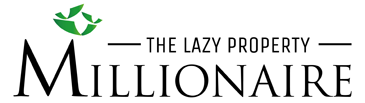 The Lazy Property Millionaire Logo